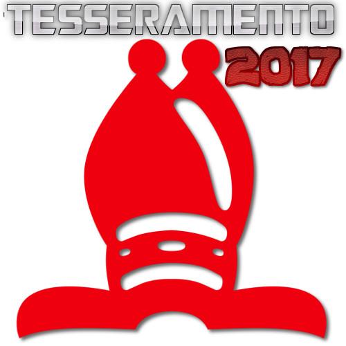 Tesseramento 2017