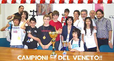 Vicenza campione del Veneto!