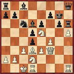 Testa-Ceschia, posizione prima di 20.Cxf7?!