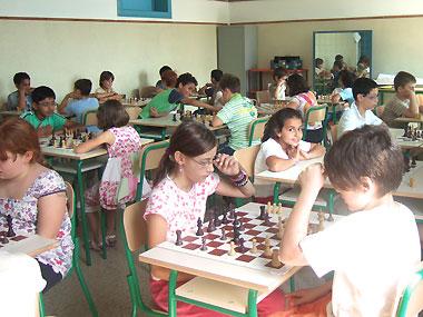 Laboratorio di scacchi alla scuola Fogazzaro di Dueville