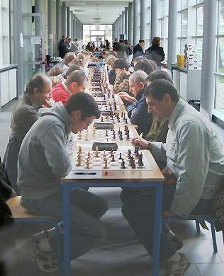 Remo Padovan (1°)  vs  Leone Gennari (2°)
